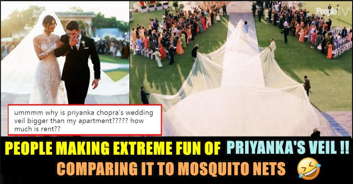 23f655f073 Priyanka Chopra and Nick Jonas had a larger than life wedding recently at  Umaid Bhavan