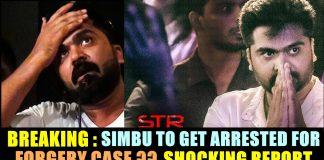 Simbu Arrest